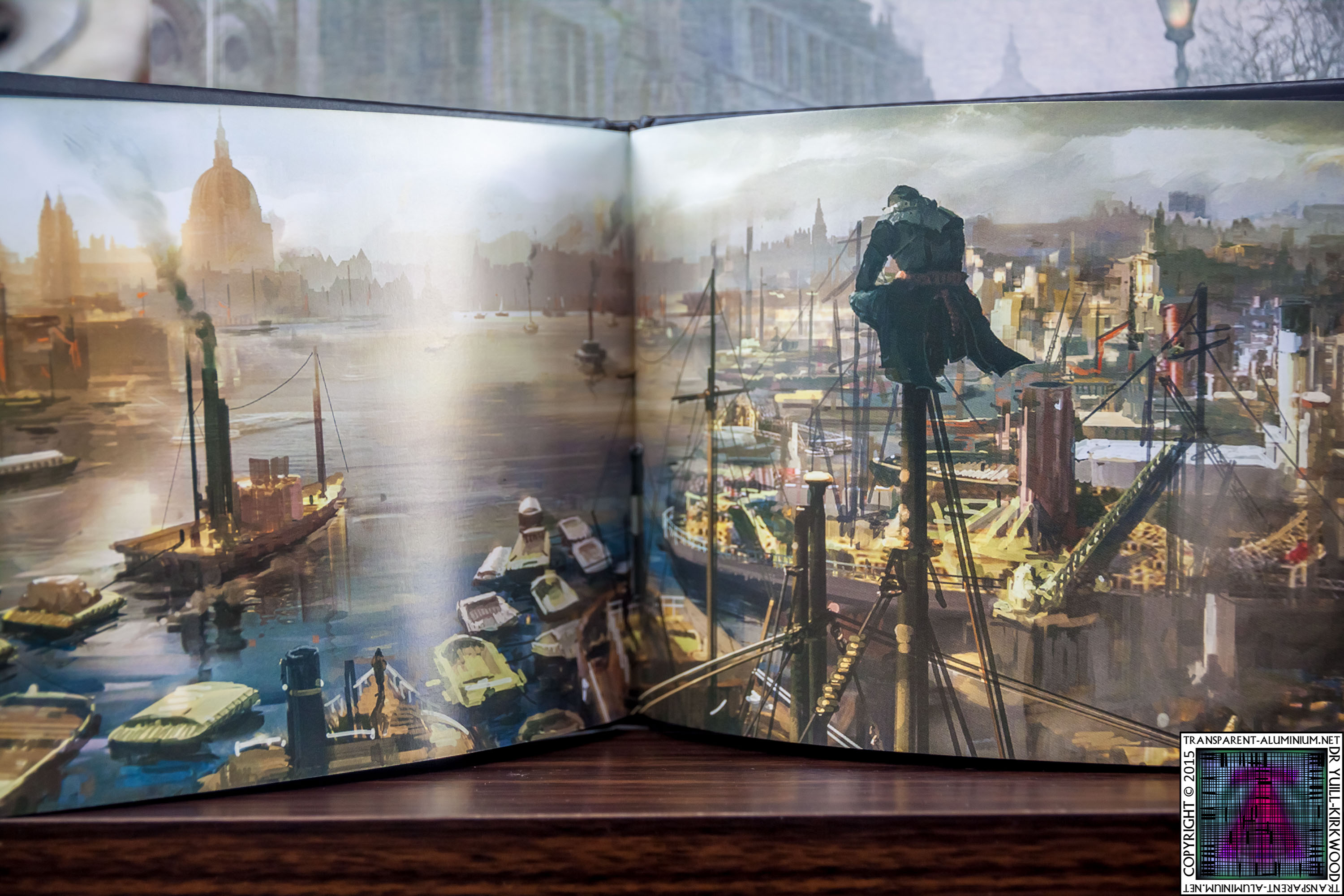Assassin's Creed Syndicate – Big Ben Collector's Case ...
