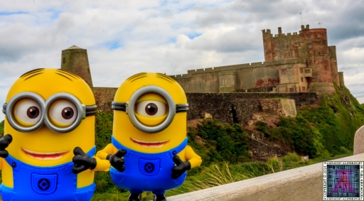 The-Minions-at-Bamburgh-Castle-1