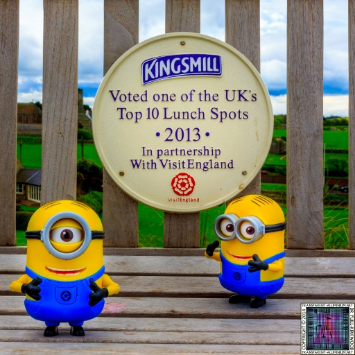 The-Minions-at-Bamburgh-Castle-Kingsmill