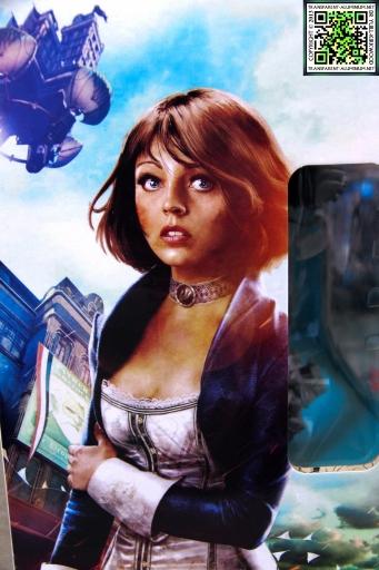 BioShock Infinite Elizabeth