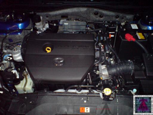 Mazda 6 Engine