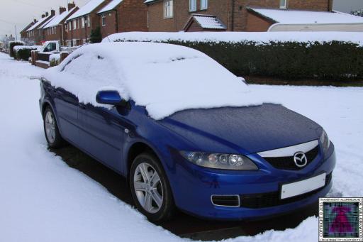 Mazda 6 TS2 Snow