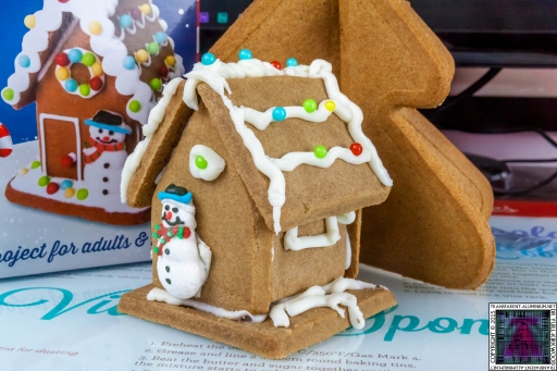 Christmas Gingerbread House - Lets Build (2)