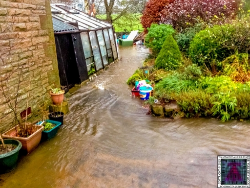 Pooling at the Bottom - Cumbria Flooding December 2015