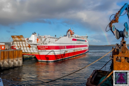 Pentalina Ferrie to Orkney (1)