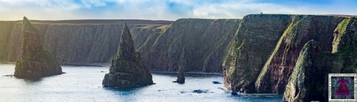 Duncansby Stacks Pano