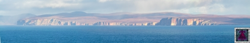 Dunnet Head to Orkney Pano
