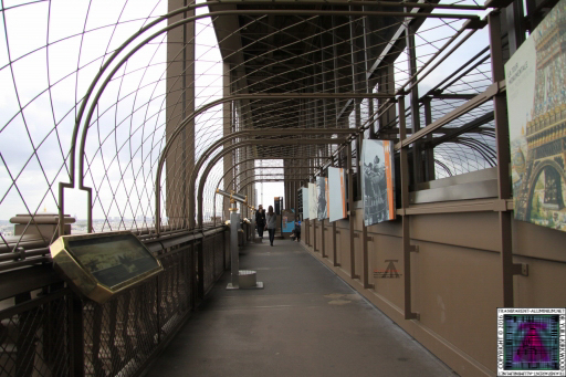 Eiffel Tower 1st Level