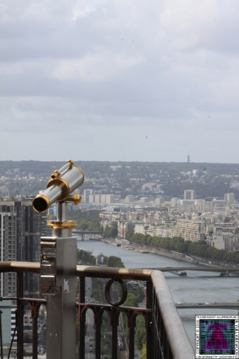 Eiffel Tower 2nd Level