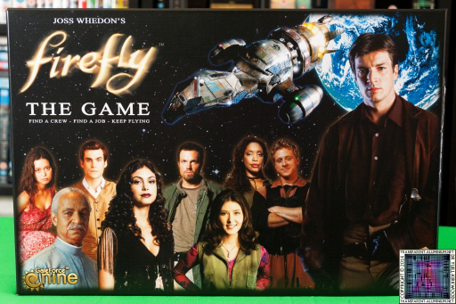 Firefly Board Game 4