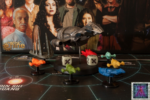 Firefly Board Game 6