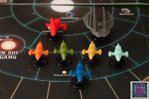 Firefly Board Game 9