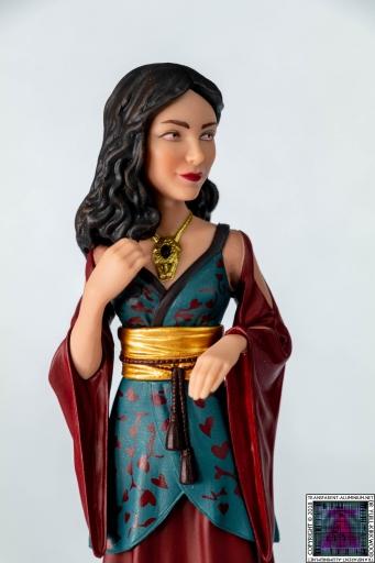 Inara Serra Statue