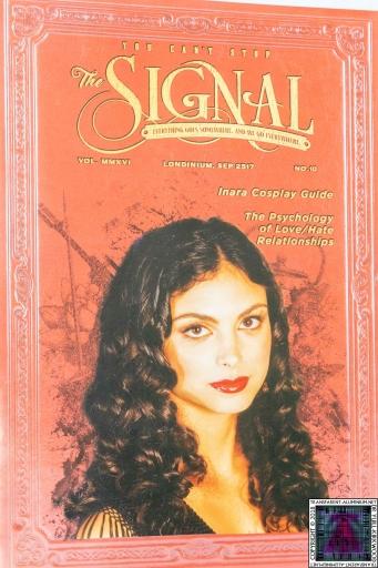 The Signal Inara Serra
