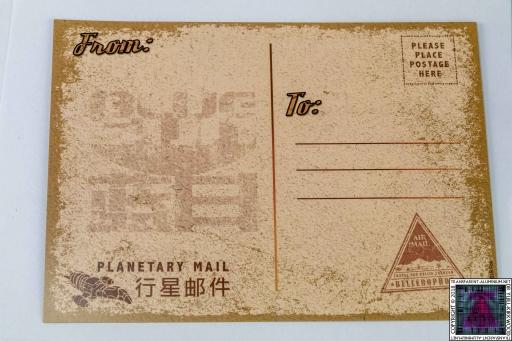 Bellerophon Postcard