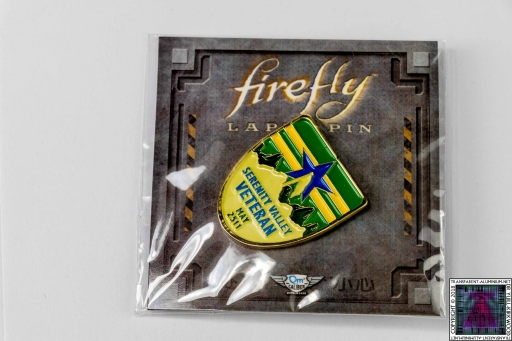 Serenity Valley Pin
