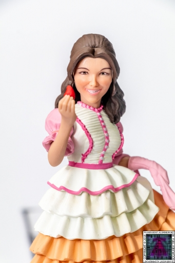 Kaylee Shindig Fluffy Dress