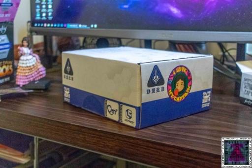 Loot Cargo Crate New Box Design