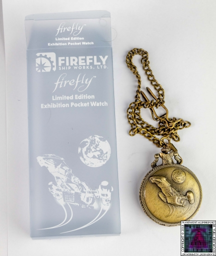Firefly Pocket Watch