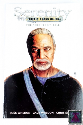 The Shepherds Tale Graphic novel