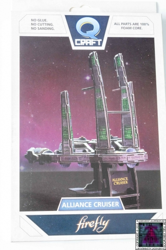 Alliance Cruiser Q-Craft