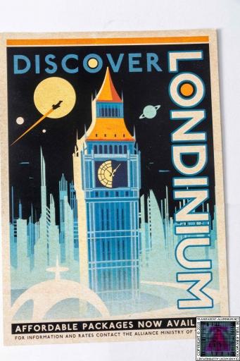 Londinium Postcard