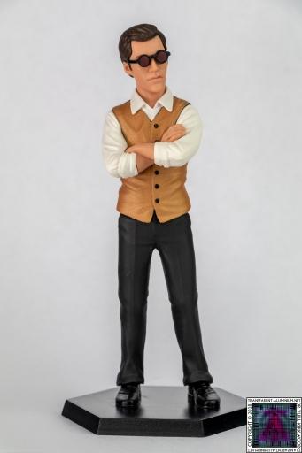 Simon Tam Statue