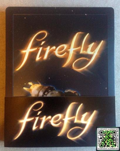 Firefly Steelbook