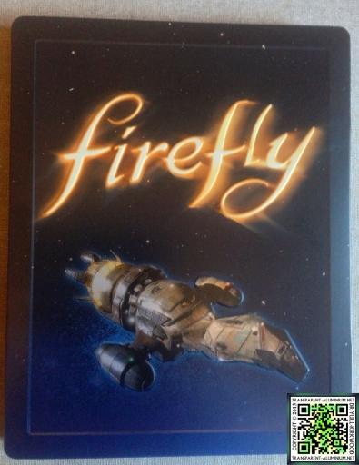 Firefly Steelbook Front