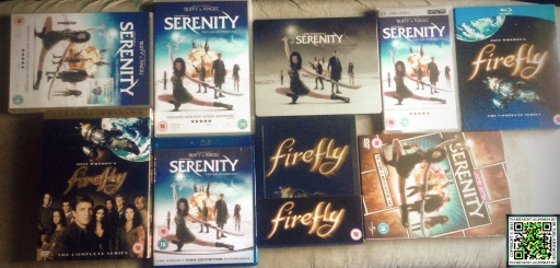 Firefly & Serenity Collection