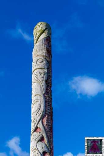 First Nations and Orcadian Totem pole (10)