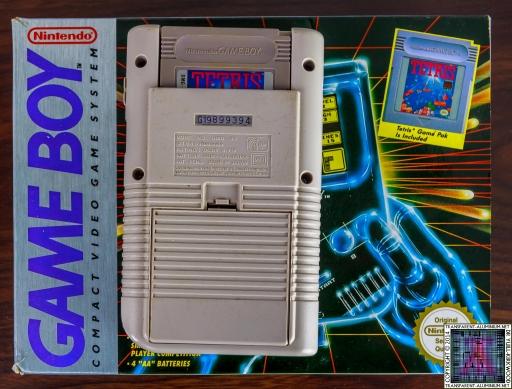 Game Boy Back