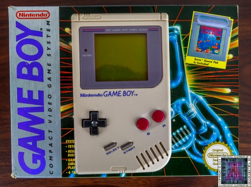 Game Boy Front