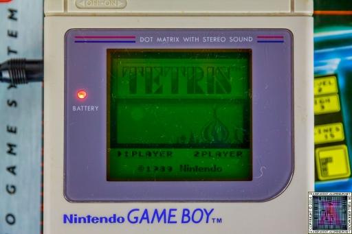 Game Boy Screen