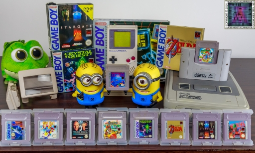 My Game Boy Collection