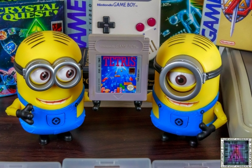 The Minions Love Tetris