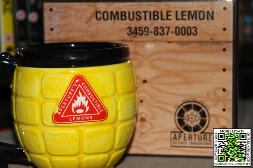 Combustible Lemon