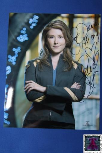 Jewel Staite Stargate