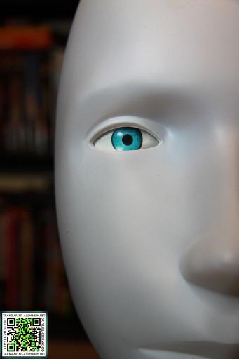 I, Robot - Sonny head