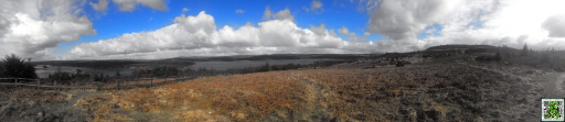 Kielder Elf Kirk Viewpoint