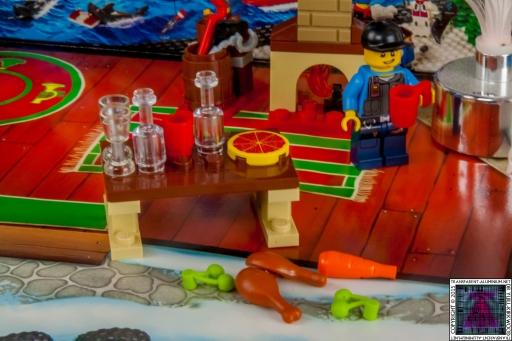 LEGO City Advent Calendar 2015 - Day 08 (1)