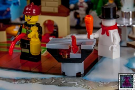 LEGO City Advent Calendar 2015 - Day 11 (1)