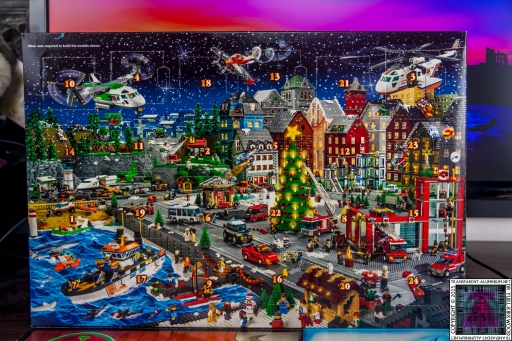 LEGO City Advent Calendar 60024 Box (2)