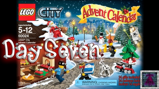 LEGO City Advent Calendar 60024 thumb - Day 07