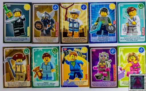 LEGO Create The World Cards (7)