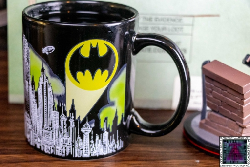 Batman Colour Changing Mug