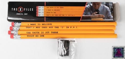 X-Files Pencils
