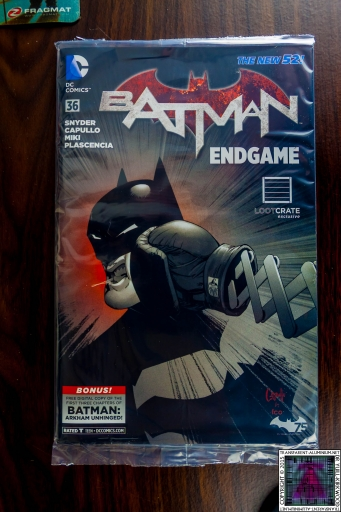 Batman Endgame Comic