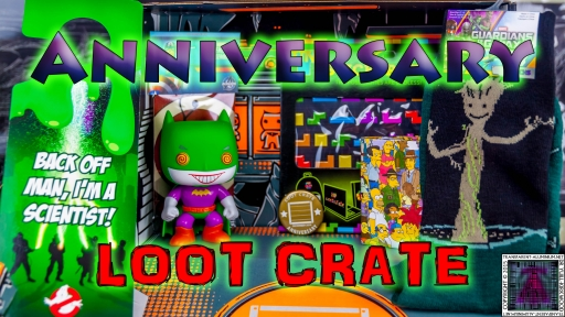 Loot Crate - December 2014 Anniversary thumb