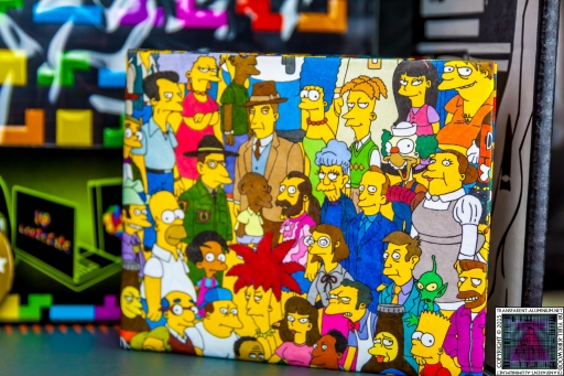 Simpsons Wallet